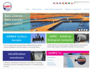 water-aeration.com screenshot