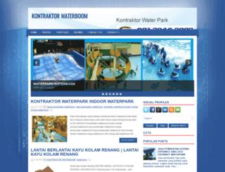 waterboomindonesia2.blogspot.co.id screenshot