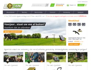 waterborg.nl screenshot