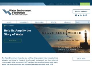 waterforjobs.org screenshot