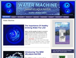 watermachine.net screenshot