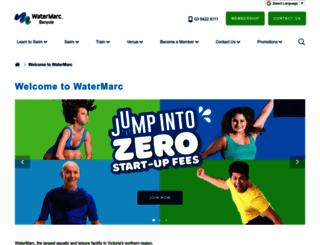 watermarcbanyule.com.au screenshot