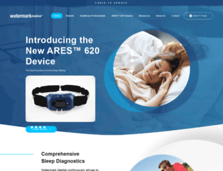 watermarkmedical.com screenshot
