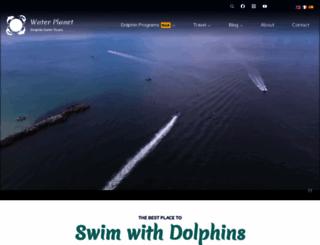 waterplanetusa.com screenshot