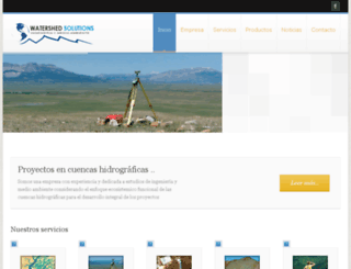 watershed-solutions.com screenshot