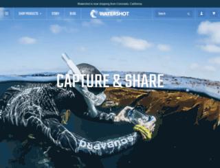 watershot.com screenshot