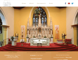 watersideparish.net screenshot