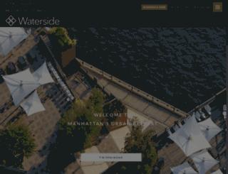 watersideplaza.com screenshot