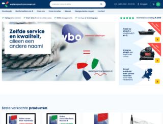 watersportcursussen.nl screenshot