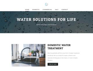 watertechsolutions.co.uk screenshot