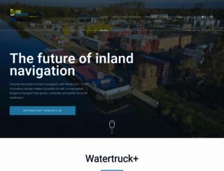 watertruckplus.eu screenshot