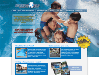 waterworldpools.com screenshot