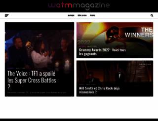watmmagazine.com screenshot