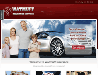 watmuff.com screenshot