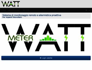 wattmeter.it screenshot