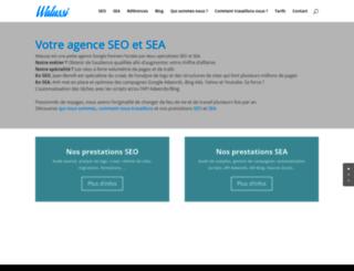 watussi.fr screenshot