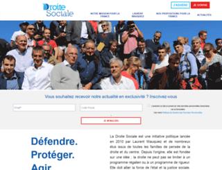 wauquiez.net screenshot
