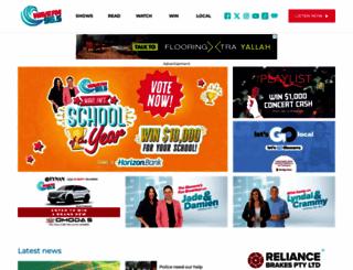 wavefm.com.au screenshot
