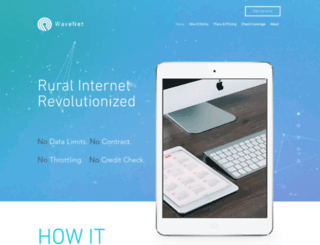 wavenet.co screenshot