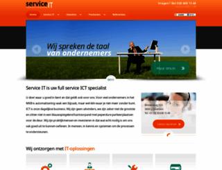 waverley.nl screenshot
