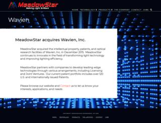 wavien.com screenshot