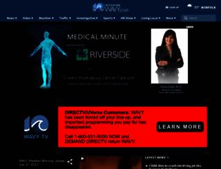 wavy.com screenshot