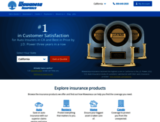wawanesa.com screenshot