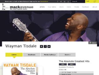 waymantisdale.com screenshot