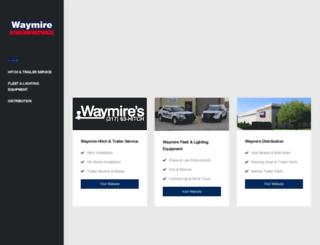 waymires.com screenshot