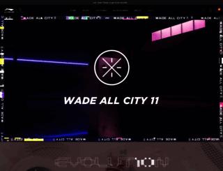 wayofwade.com screenshot