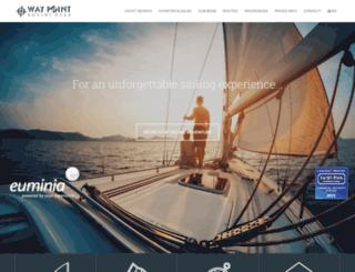 waypoint-int.com screenshot