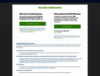 waz-online.de screenshot