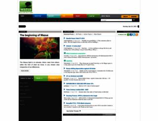 wazua.co.ke screenshot