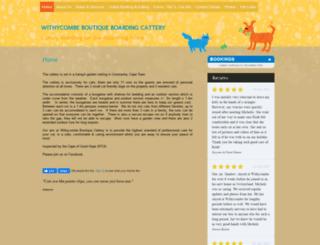 wbcattery.webs.com screenshot
