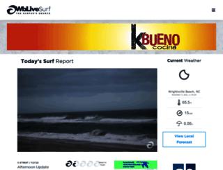 wblivesurf.com screenshot