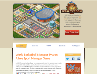 wbmtycoon.com screenshot