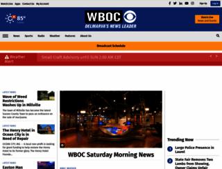 wboc.com screenshot