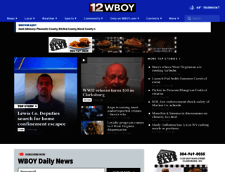 wboy.com screenshot