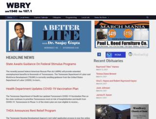 wbry.com screenshot