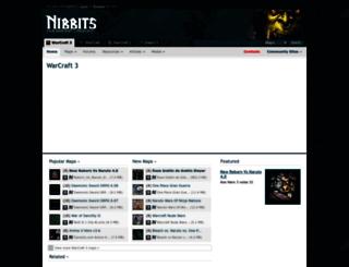 wc3.nibbits.com screenshot