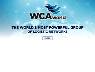 wcaworld.com screenshot