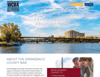 wcbarockford.org screenshot