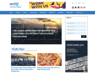 wcity.com screenshot