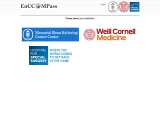 wcmc.mskcc.org screenshot