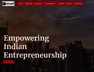 wcms.in screenshot