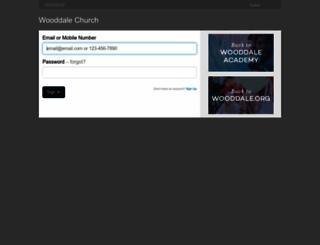 wcmspmn.infellowship.com screenshot