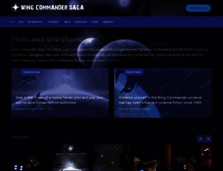 wcsaga.com screenshot