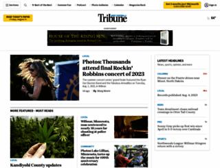wctrib.com screenshot