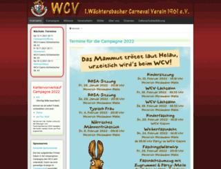 wcv.info screenshot