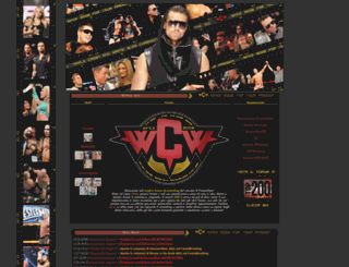 wcwgdrwrestling.forumfree.net screenshot